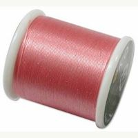 KO thread Waxed coated Japanese Thread Rose for jewellery making and beadwork